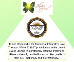 Integrative Sole Energy Therapy (ISET) Pyramid